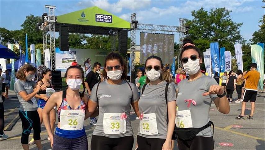 Fibaemeklilik kadın sporcuları kansere karşı güvence altına aldı