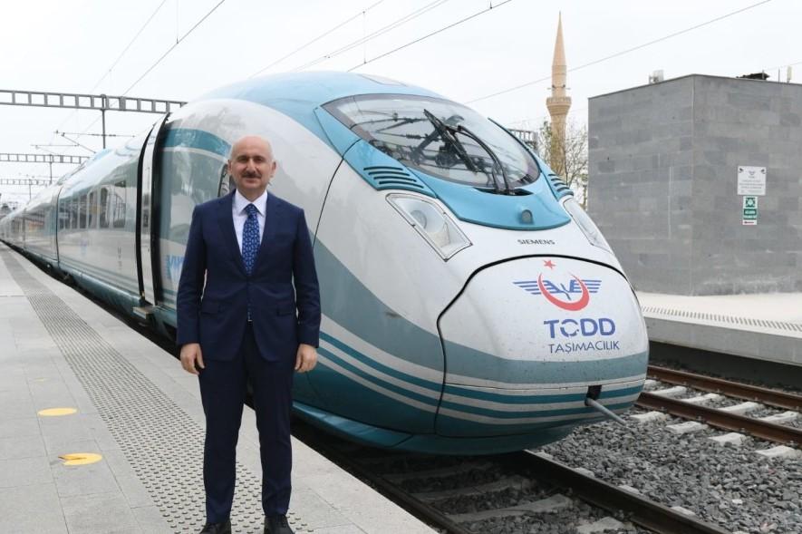 Karaismailoğlu: TCDD'yi Avrupa'nın 6'ncı yaptık