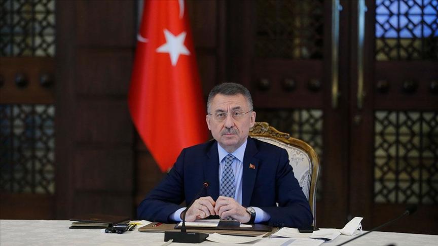 Cumhurbaşkanlığı Külliyesi'nde kooperatiflere ilişkin değerlendirme toplantısı yapıldı
