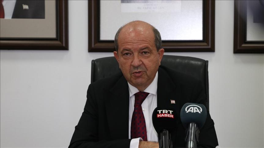 Tatar: Kıbrıs'ta anlaşma olabileceğini Guterres ile değerlendirdik