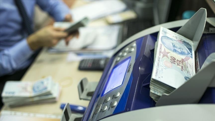 Bankacılık sektörü kredi hacmi geçen hafta 4 trilyon 9 milyar lira oldu