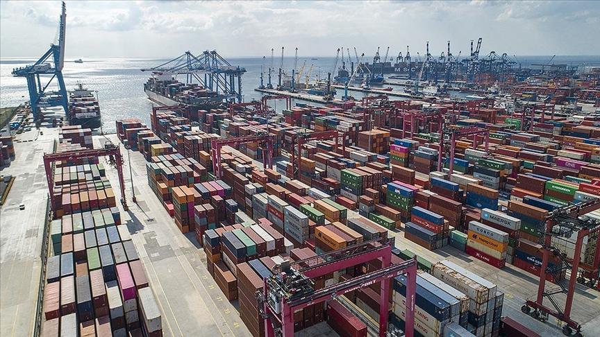 Türkiye'nin ihracatı ağustosta geçen yıla göre yüzde 51,9 arttı