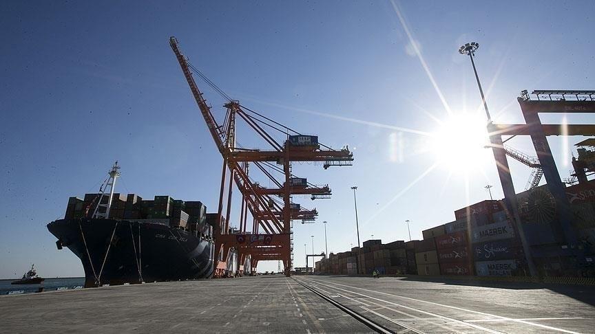 Doğu Karadeniz'den 9 ayda 1 milyar 60 milyon dolarlık ihracat