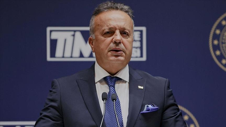 TİM Başkanı: İhracatta yeni bir lige çıktığımızı bir kez daha tescilledik