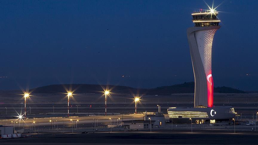 İstanbul Havalimanı dünyanın en iyi ikinci havalimanı seçildi