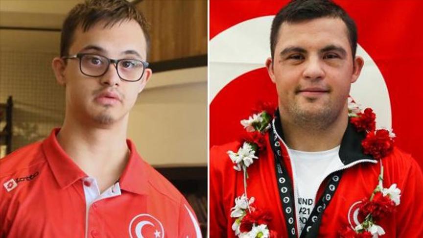 Talha Ahmet Erdem ve Doğukan Coşar, Avrupa şampiyonu oldu