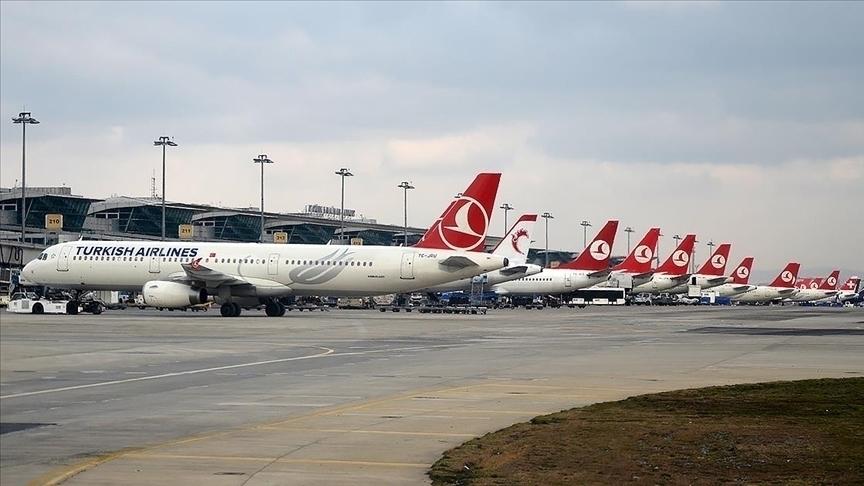 THY, Avrupa'da en çok uçan 2. şirket oldu