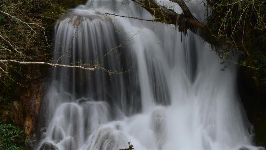 'Saklı cennet' Şenpazar doğa içinde izolasyon imkanı sunuyor
