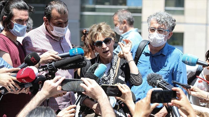 Amnesty Genel Sekreteri Callamard: Fransa sattığı silahlarla işlenen suçlarda sorumluluk sahibi