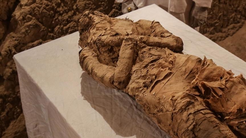 Mısır mumyası Polonya'da ortaya çıkarıldı