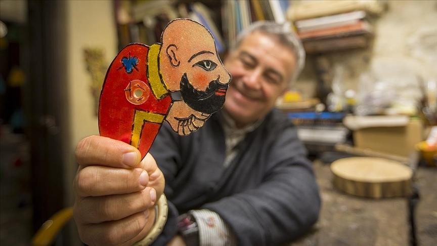 Karagöz ve kukla müzesi kurmayı hedefliyor