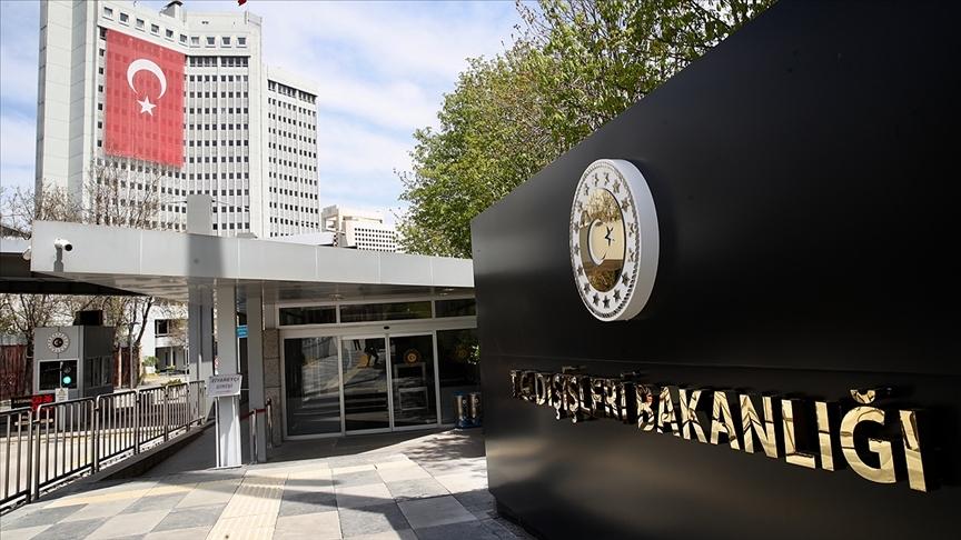 Üçlü Dışişleri Bakanları Toplantısı yarın İstanbul'da yapılacak