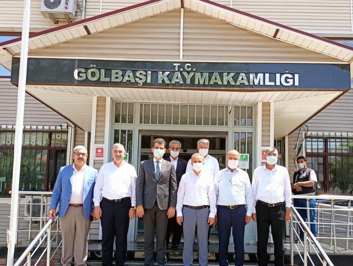 Adıyaman Belediyeler Birliği Toplantısı gerçekleştirildi