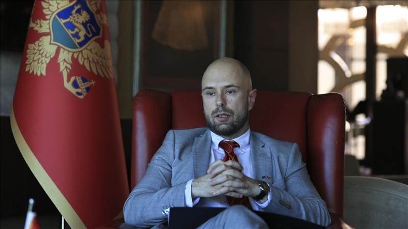 Karadağ Dışişleri Bakanı,Türkiye'nin imza işlerinden biri