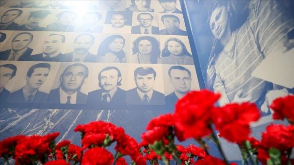 Şehit Diplomatlar Sergisi açıldı