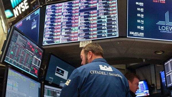 Küresel piyasalar haftaya negatif başladı (08.03.2021)