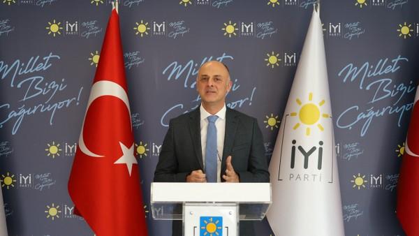 İYİ/Özlale: Enflasyonla mücadele, partimiz için de bir önceliktir