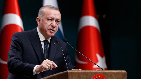 Cumhurbaşkanı Erdoğan: Yatırım talebi yüzde 30 arttı