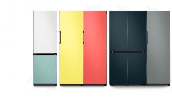 Samsung'un BESPOKE serisi buzdolapları yıl içinde piyasalarda