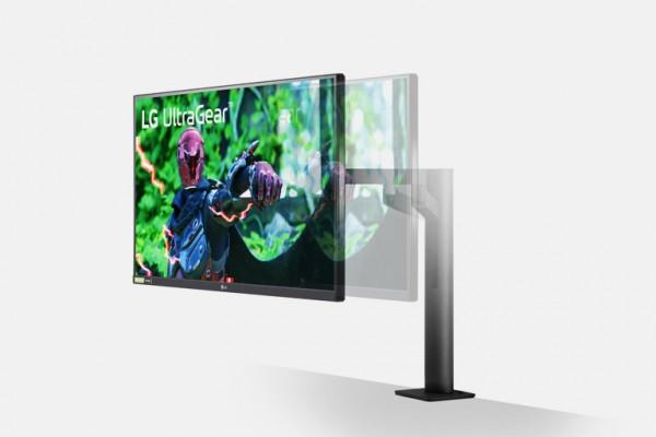 LG Ergo oyun monitörü yüksek performans sağlıyor