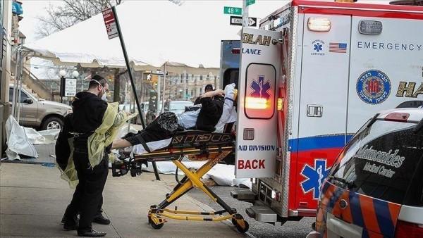 ABD'de Kovid-19'dan ölenlerin sayısı artmaya devam etti
