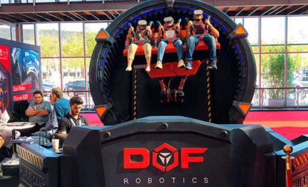 DOF Robotics salgına rağmen hedeflerini gerçekleştirdi