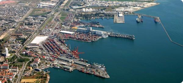 Mersin Limanı kapasitesini artırıyor