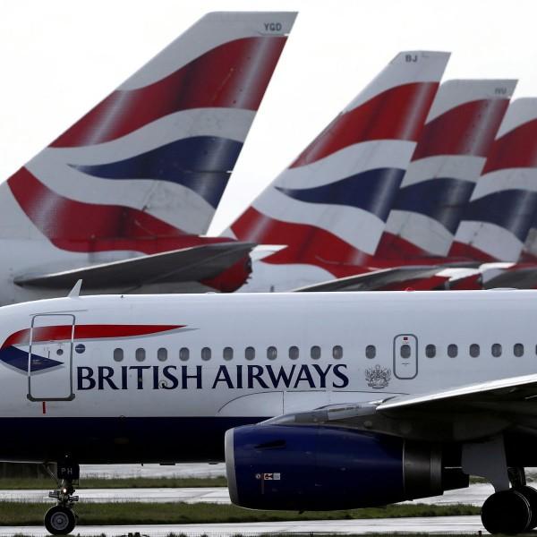 British Airways'in sahibi IAG, geçen yılı 7,4 milyar avro zararla kapattı