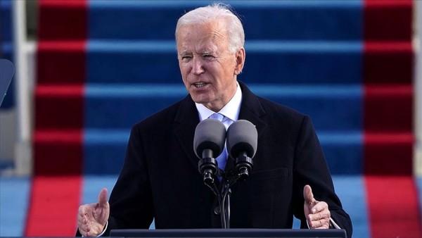 Biden, pazartesi günü Suudi Arabistan'la ilgili açıklama yapacak