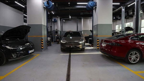 Türkiye'nin ilk elektrikli otomobil servisi yurt dışına açılıyor