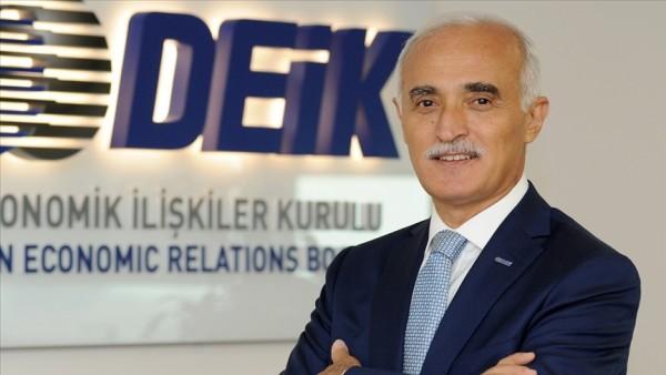 DEİK Başkanı Olpak: 2020 büyümesi gelecek için pozitif sinyal verdi