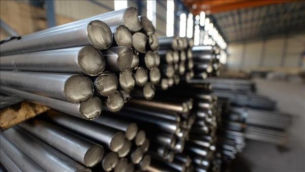 Türkiye'nin ham çelik üretimi ocak ayında yüzde 12,7 arttı