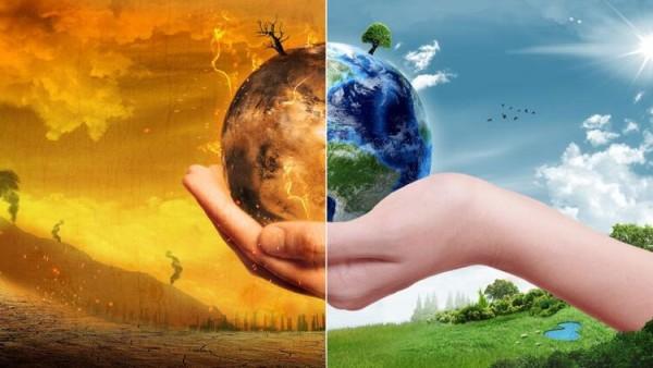 Sıcaklık artışı yıllık 2 milyar ton emisyon azaltılarak sınırlandırılabilir