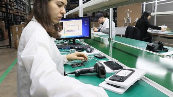 Elektrik-elektronik sektörünün ihracatı şubatta yüzde 23,7 arttı