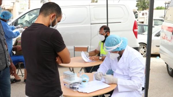 Libya'daKovid-19'a yönelik  kitlesel aşılama başladı