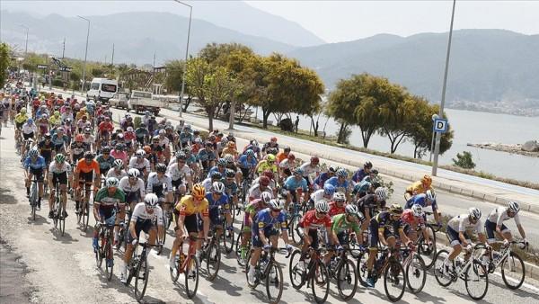 Bisiklet Turu'nun Fethiye-Marmaris etabı başladı