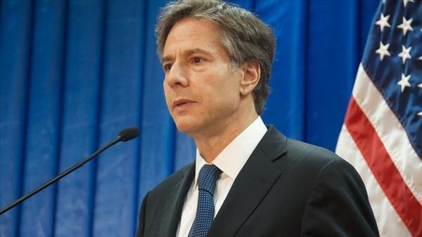 ABD Dışişleri Bakanı, Çin'in gerisinde kaldıklarını açıkladı