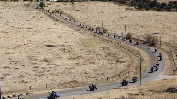 Uluslararası Motosiklet Turu 21-24 Eylül'de Türkiye'de