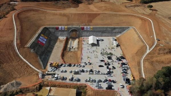 YHT projesindeki Türkiye'nin en geniş TBM tünelinde ışık göründü
