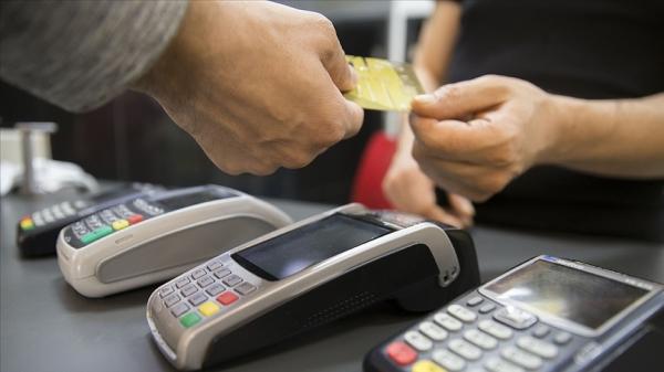 Nisan ayında kartlarla yapılan ödemeler yüzde 72 arttı