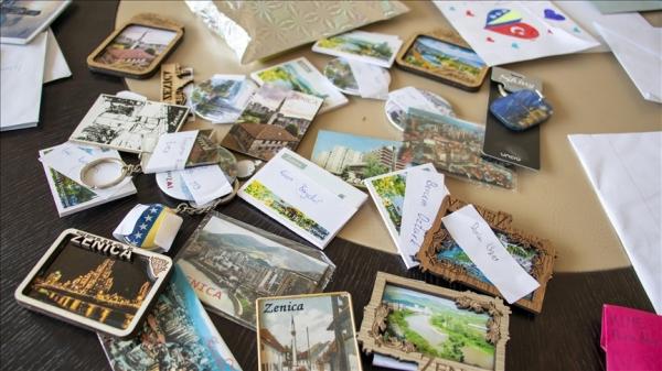 Bosna Hersek ile Türkiye'deki kardeş okullarda 'Kardeşlik ve Ebedi Dostluk' temalı mektuplaşma etkinliği